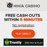 Ninja Casino & Trustly's Pay N Play 2