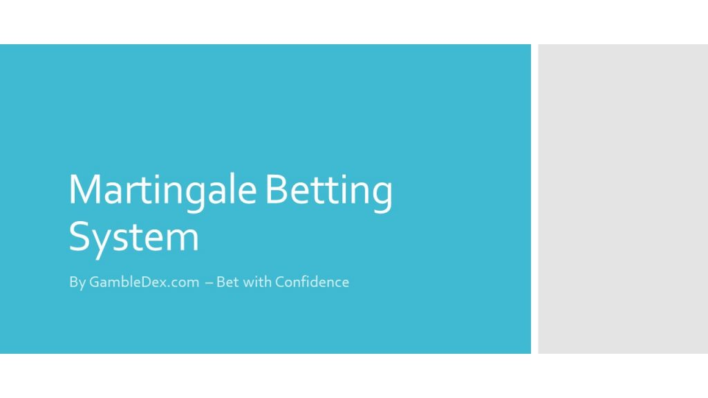 Martingale Betting System Info-Slides 1