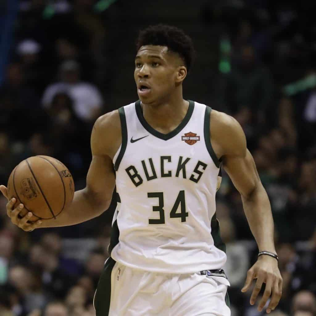 NBA MVP - Heart says Luka, Head says Giannis 5