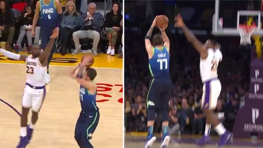Doncic dominates NBA with skills from MVPs of past and present 3