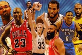 NBA Top 6 MVP Players