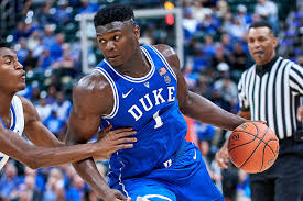 Zion Williamson's Rookie of the Year Odds plummet 1