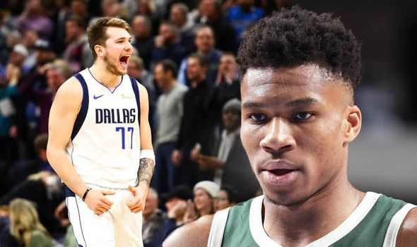 NBA MVP - Heart says Luka, Head says Giannis 1