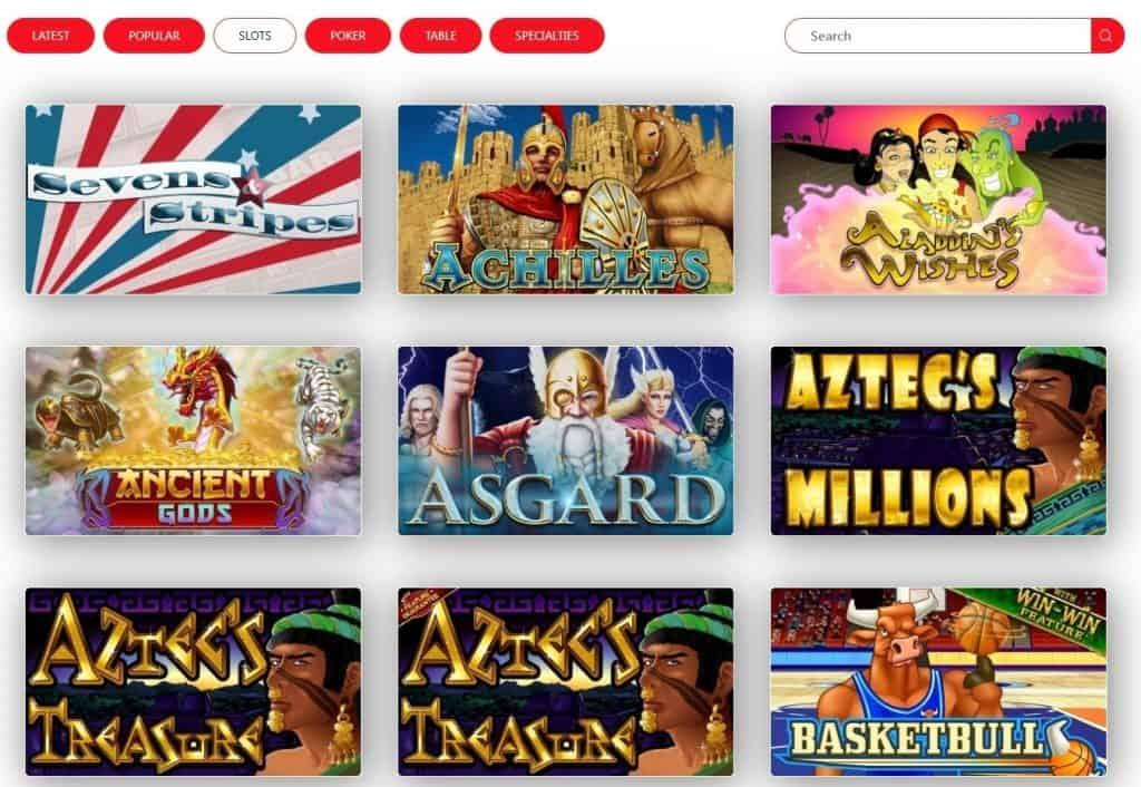 Michigan Online Casino Slots 24