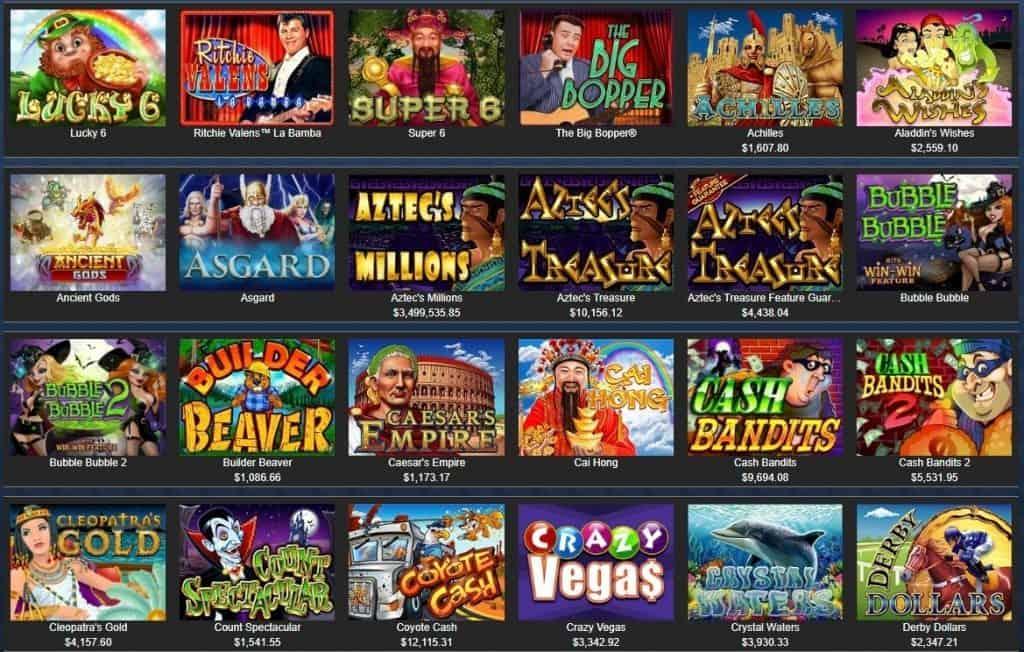 Michigan Online Casino Slots 26