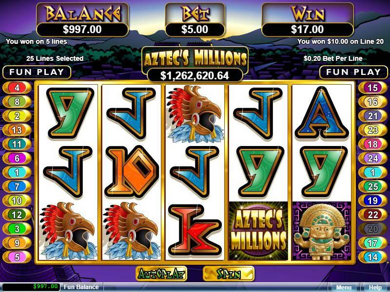 Michigan Online Casino Slots 14
