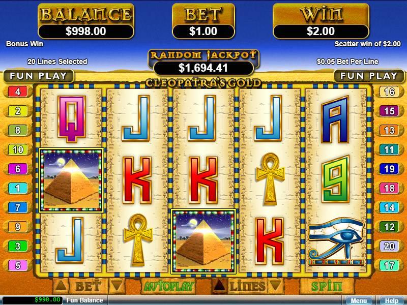 Michigan Online Casino Slots 18