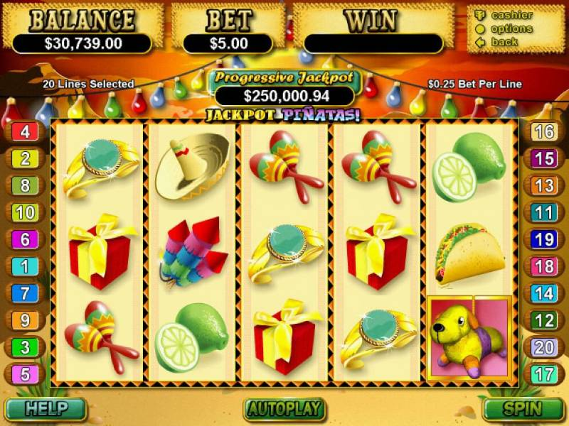 Michigan Online Casino Slots 15