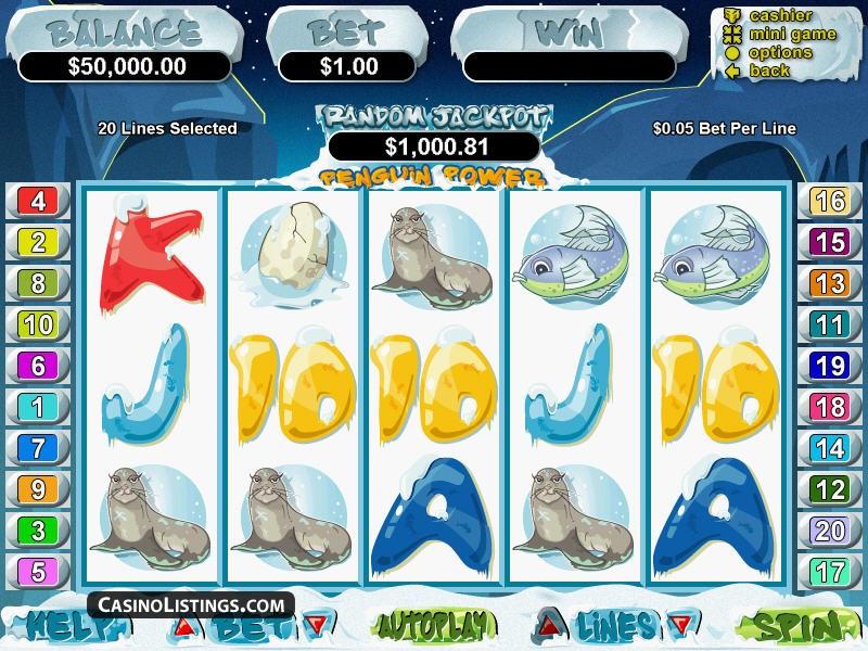 Michigan Online Casino Slots 23
