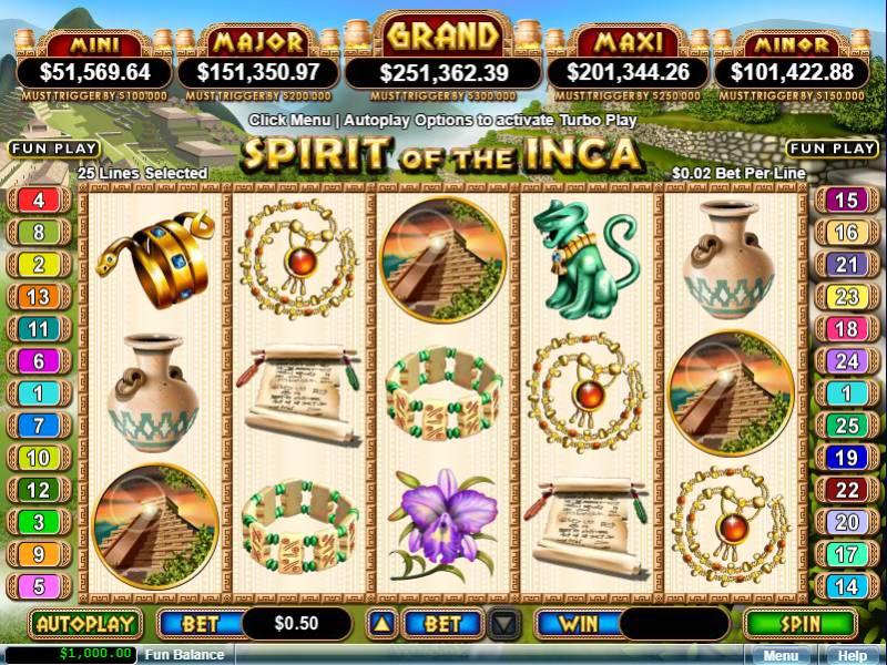 Michigan Online Casino Slots 19