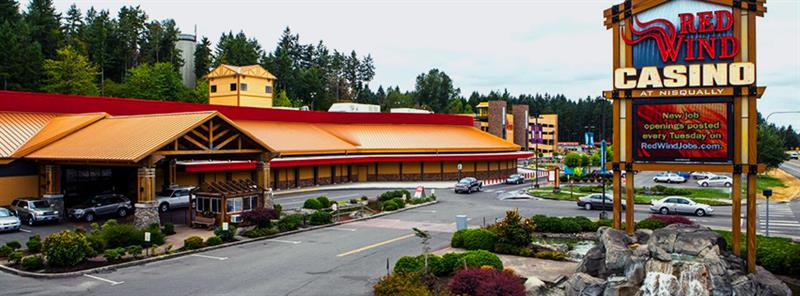 Nisqually Red Wind Casino 1