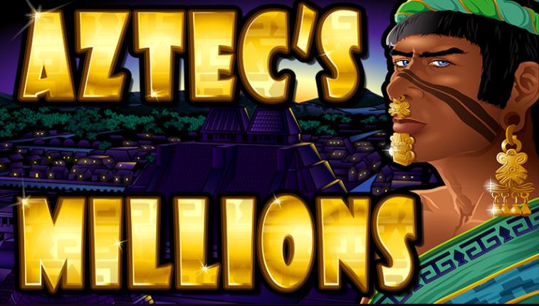 Aztec's Millions 8