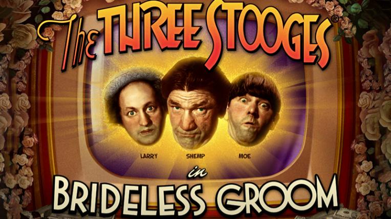 The Three Stooges Brideless Groom 166