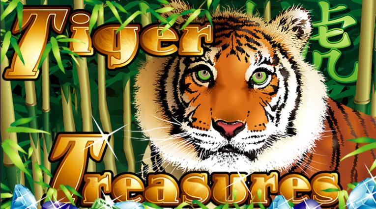 Tiger Treasures 168