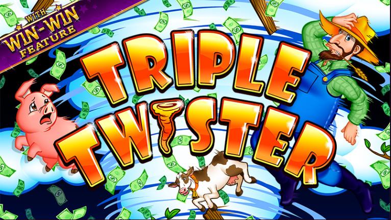 Triple Twister 173
