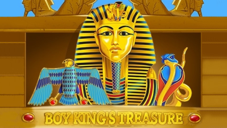 Boy King's Treasure 12