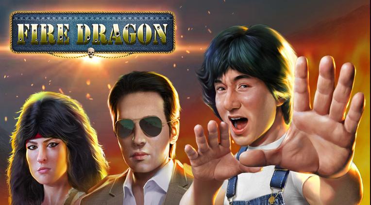 Fire Dragon 45