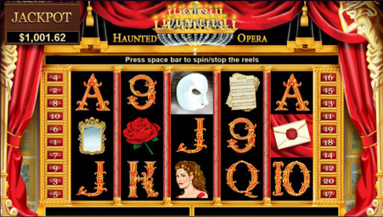 Haunted Opera 66
