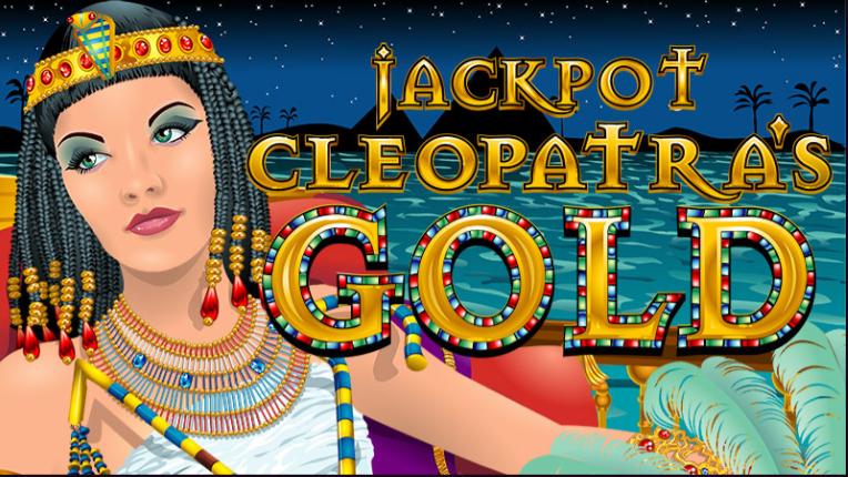 Jackpot Cleopatra's Gold 77