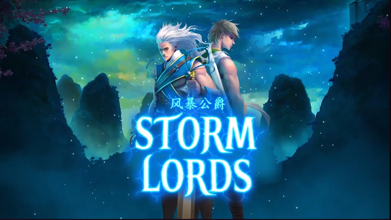 Storm Lords 150