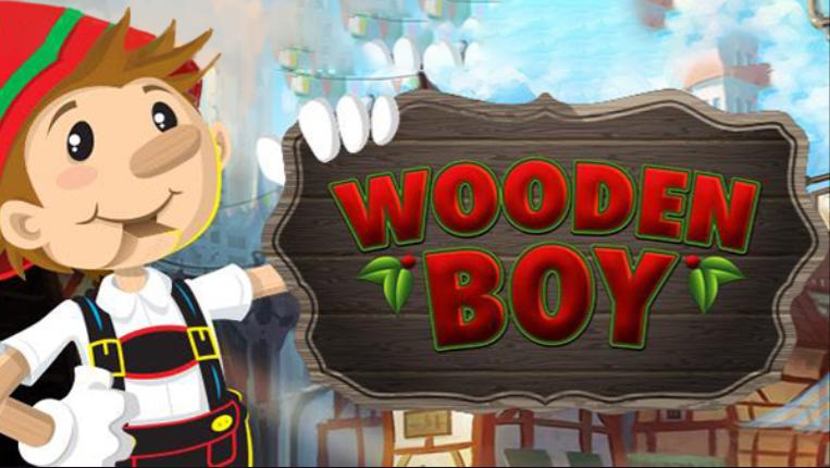 Wooden Boy 184